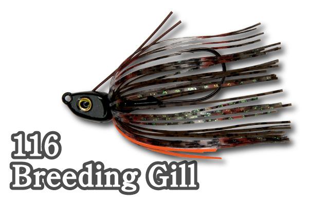 116 Breeding Gillブリーディングギル