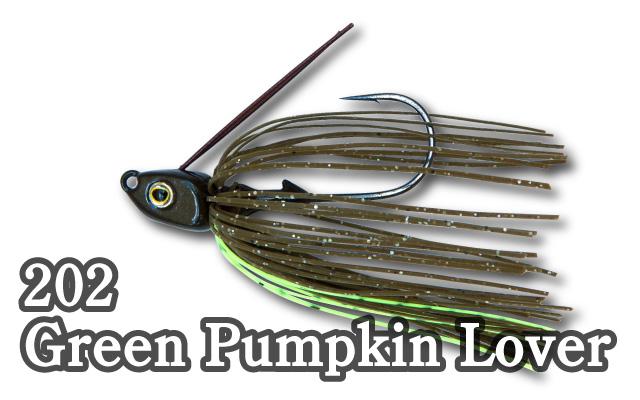 202 Green Pumpkin Loverグリーンパンプキンラヴァー