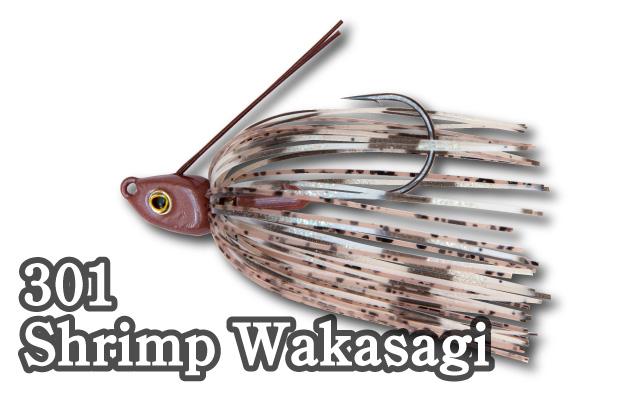 301 Shrimp Wakasagiシュリンプワカサギ