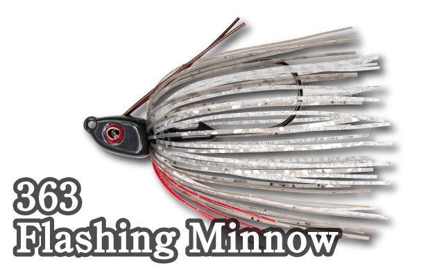 363 Flashing Minnowフラッシングミノー