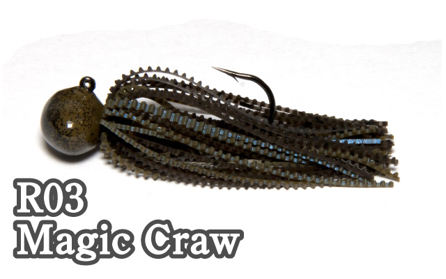 R03 Magic Crawマジッククロー2015 NEW